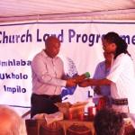 presentation of award