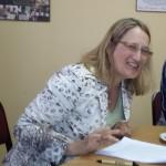 Padkos event: Kathryn Oberdeck