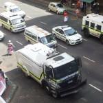 March on Durban City Hall