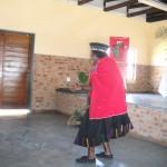 Zulu dancing- Roosboom