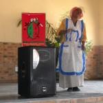 Zodwa Mbongwa- speaking on behalf of Roosboom