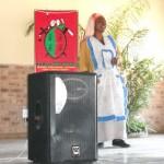 Zodwa speaking