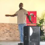 Sphiwe speaking on behalf of Mshwathi