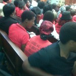during bandile's bail hearing
